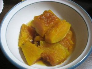 うちごはん♡かぼちゃのうま煮