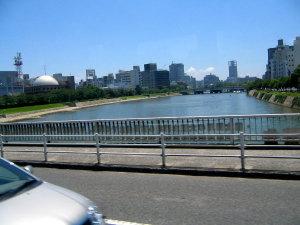 広島平和公園♡元安川