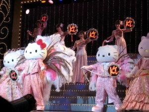 メルヘンシアター☆ハローキティーのくるみ割り人形