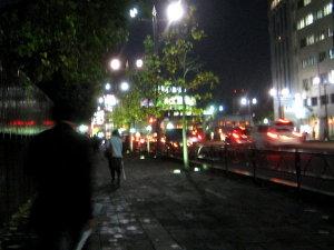 四谷♡夜の街
