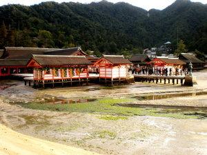 宮島初詣♡宮島厳島神社