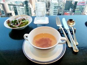 Birthdayランチ♡スープとサラダ