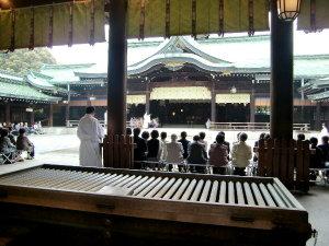 東京観光☆明治神宮
