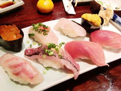 お魚いっぱい料理★「廣正」<江戸前寿司>