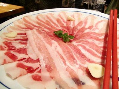 遊豚菜彩 いちにいさん-<鹿児島・純粋六白黒豚しゃぶしゃぶ>