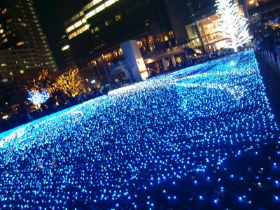 六本木ミッドタウンのクリスマス♪