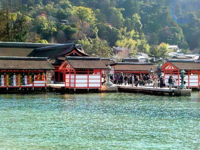 世界文化遺産☆宮島・厳島神社